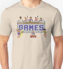 Gaming [C64] - California Games Unisex T-Shirt
