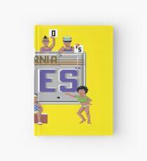 Gaming [C64] - California Games Hardcover Journal