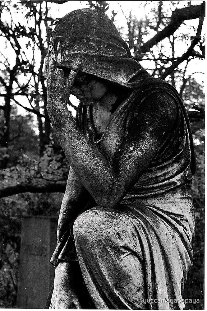 sorrow by yuccamayapapaya