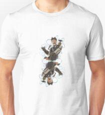 Steampunk Nikola Tesla Unisex T-Shirt