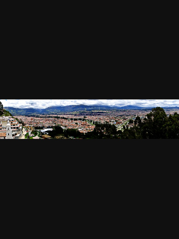 Turi and Cuenca Ecuador Panorama by alabca
