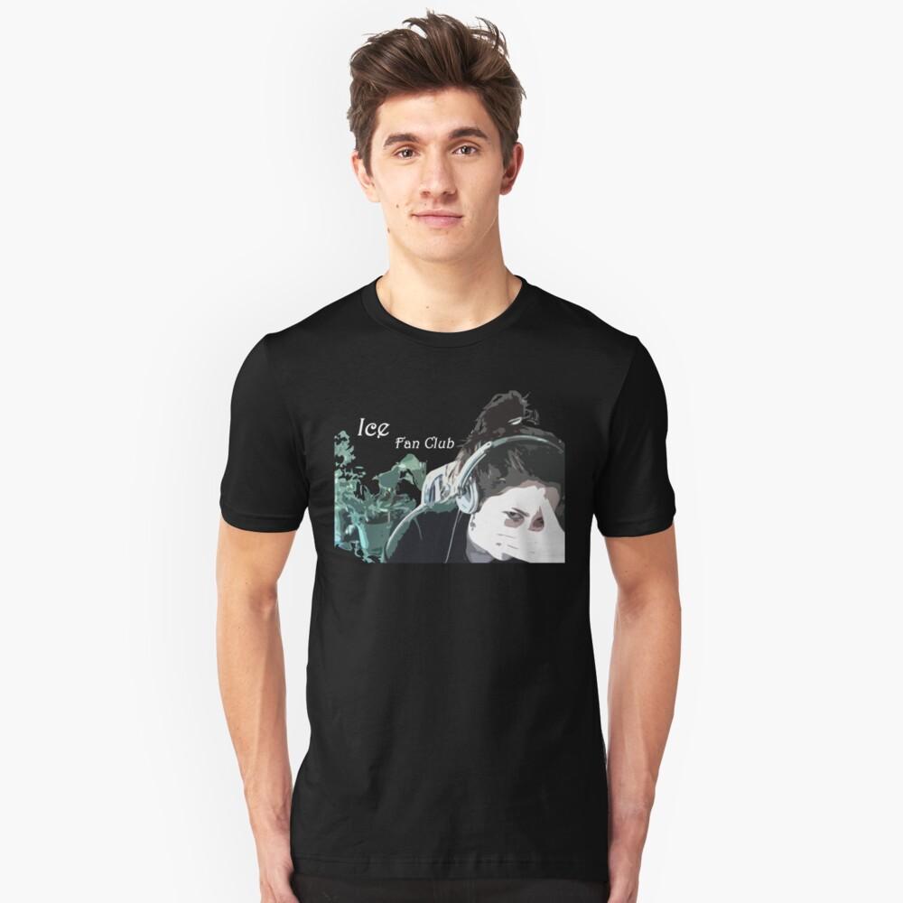 Ice Fan Club Unisex T-Shirt Front