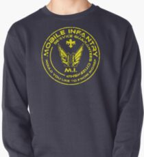 Starship Troopers - Mobile Infantry Patch Pullover
