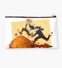 Crunchy Leaves - KageHina Studio Pouch