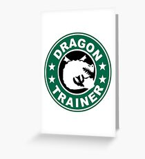 Gronckle dragon trainer Greeting Card