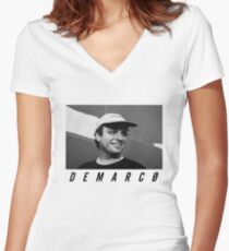 Mac Demarco - Viceroy T-Shirt Women's Fitted V-Neck T-Shirt