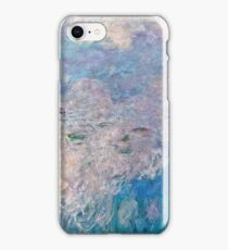 Claude Monet - The Water Lilies - The Clouds 1915 iPhone Case/Skin