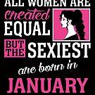 «Todas las mujeres son iguales pero las más sexys nacen en enero» de teachersrock