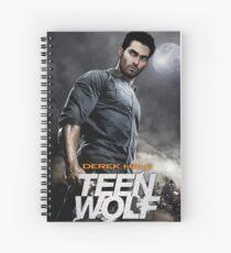 Teen Wolf Instinct Spiral Notebook