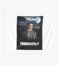 Teen Wolf Quotes Wall Tapestry