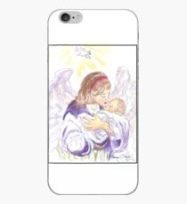 Angel of Protection iPhone Case