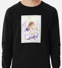 Angel of Protection Lightweight Sweatshirt