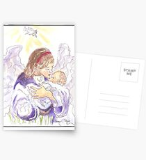 Angel of Protection Postcards