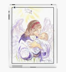 Angel of Protection iPad Case/Skin