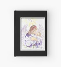 Angel of Protection Hardcover Journal