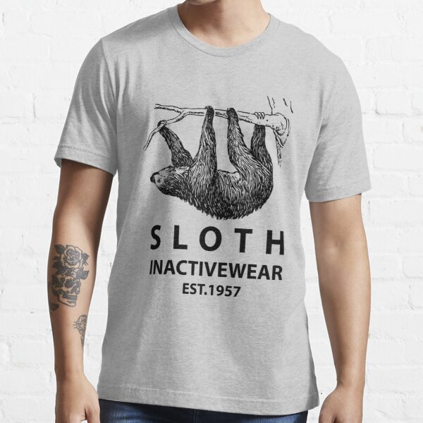 Sloth Inactivewear Essential T-Shirt