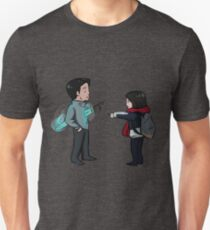 Cute Goblin Sword Scene T-Shirt