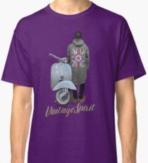 Quadrophenia Mod  Classic T-Shirt