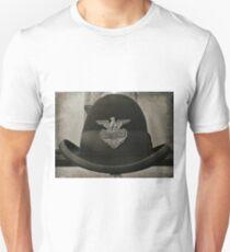 Antique Pinkerton Police Cap T-Shirt