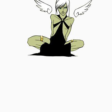 Angel by greekamazon