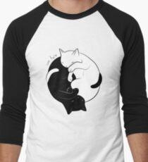 Eternal Cat Love Men's Baseball ¾ T-Shirt