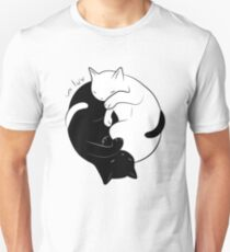 Eternal Cat Love Unisex T-Shirt