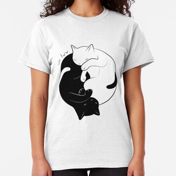 Eternal Cat Love Classic T-Shirt
