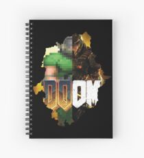 Doom Spiral Notebook