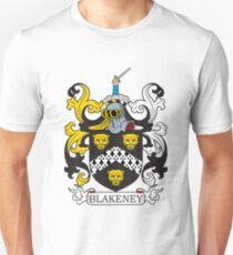 Blakeney Coat of Arms Unisex T-Shirt