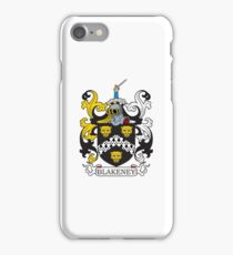 Blakeney Coat of Arms iPhone Case/Skin