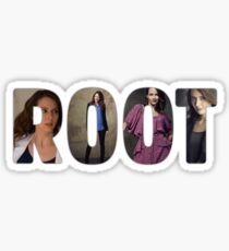 ROOT - Person of Interest Sticker