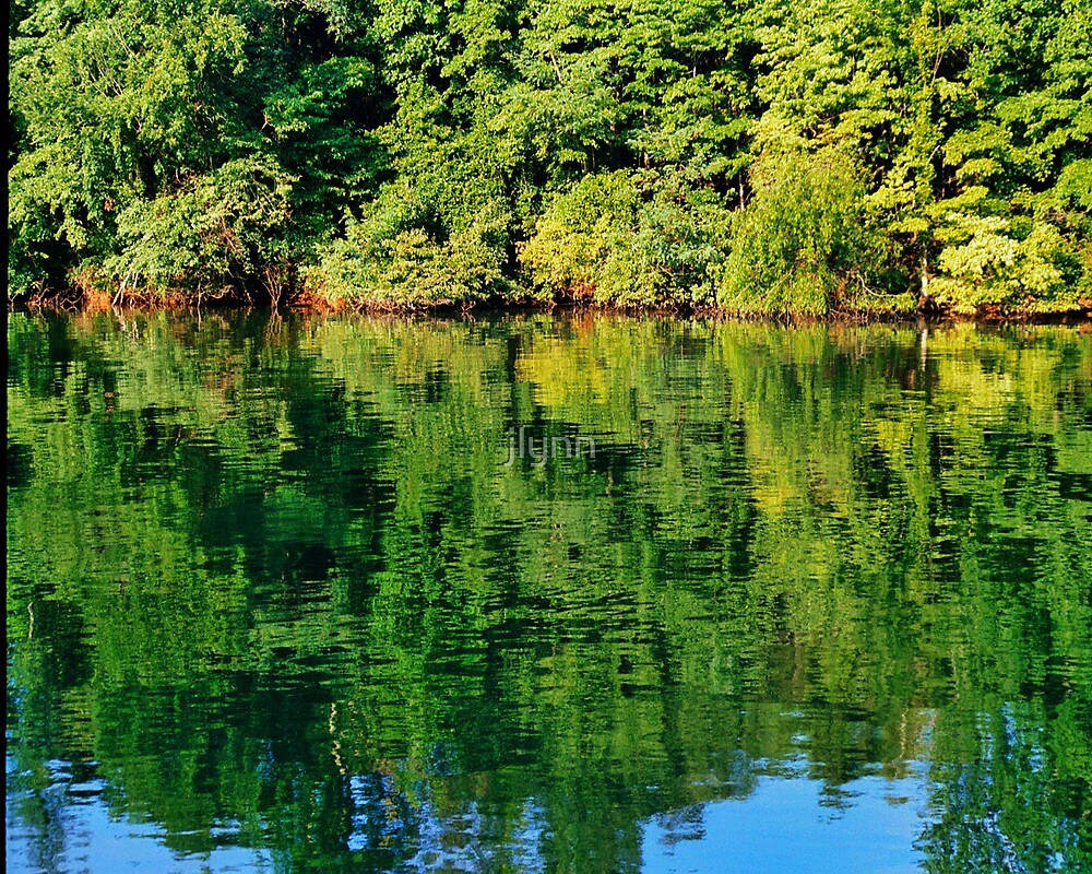 Lake Refections by jlynn