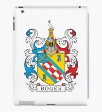 Boger Coat of Arms iPad Case/Skin