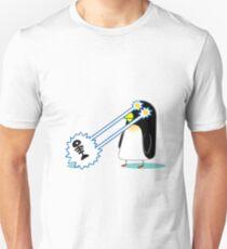 Laser Penguin Unisex T-Shirt