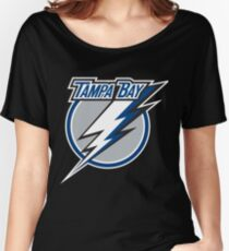 tampa bay lightning Women's Relaxed Fit T-Shirt