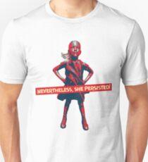 Fearless Girl Unisex T-Shirt