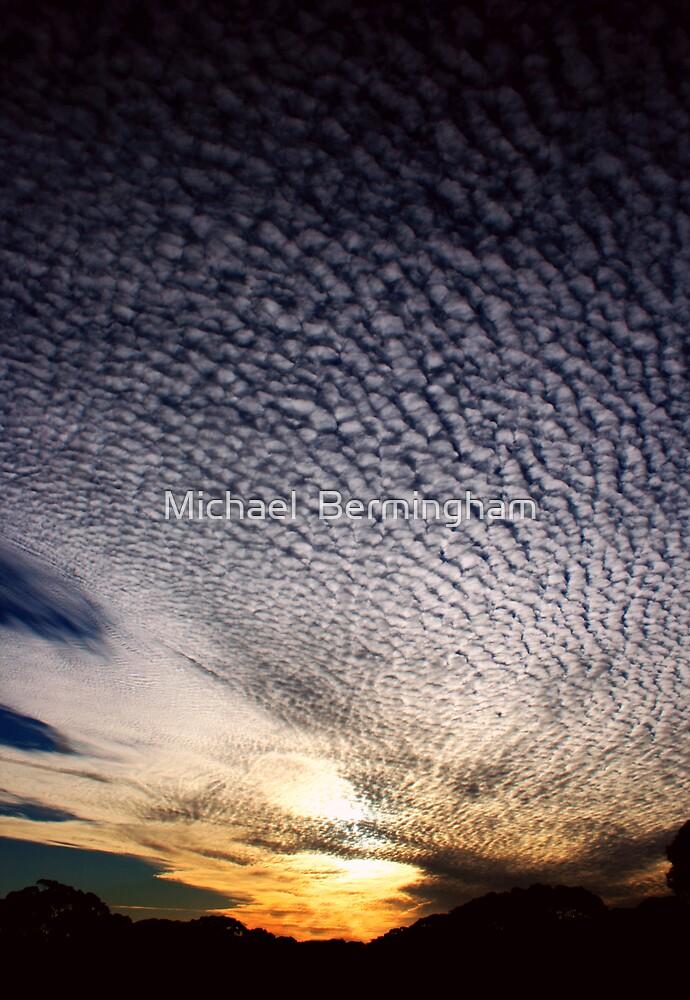Mackeral Sky by Michael  Bermingham