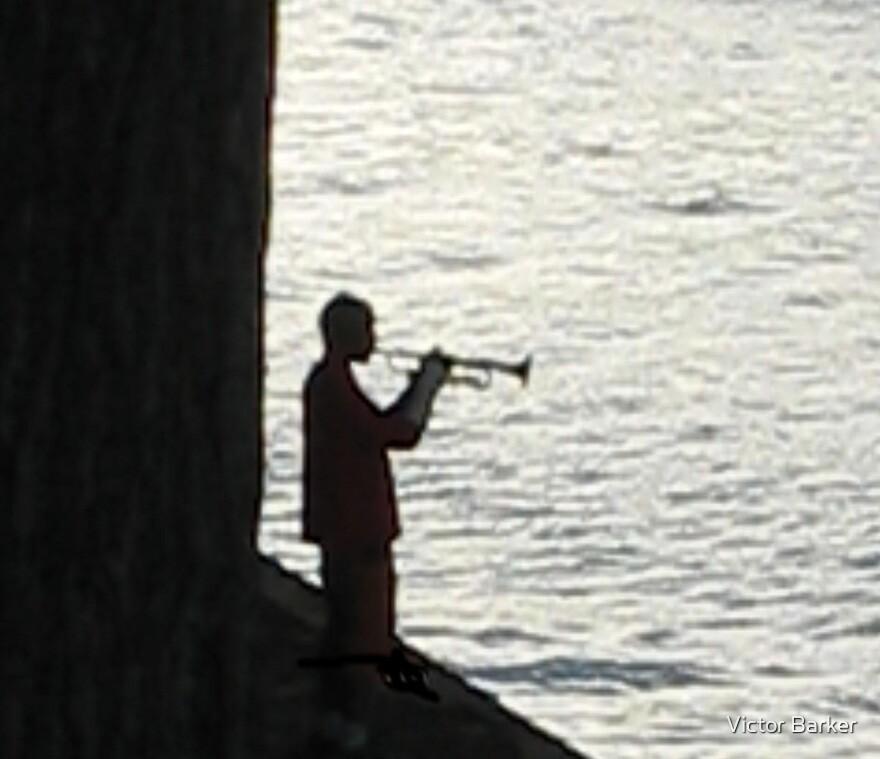Seine sound 1 by Victor Barker