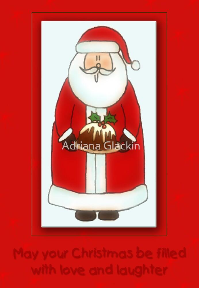Christmas Card   by Adriana Glackin