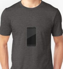 Vector Phone Design Unisex T-Shirt