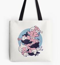 [FFXIV] Mandragora and Friends (Blue) Tote Bag