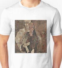 Egon Schiele - Self Seer Ii (Death And Man ) 1911 T-Shirt