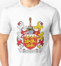 Brotherton Coat of Arms Unisex T-Shirt
