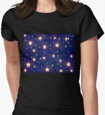 Twinkle Twinkle Little Star Women's Fitted T-Shirt