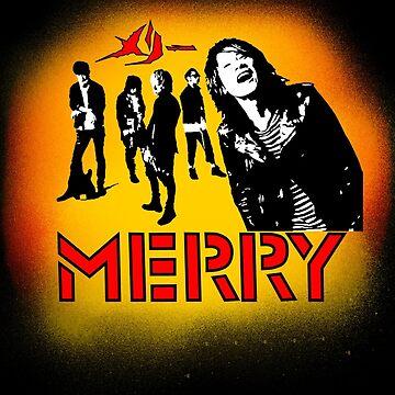Modern Merry (Visual Kei Band) by Juka08