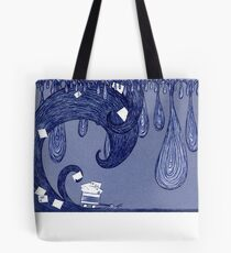 Snail Mail - Waves 1 Tote Bag