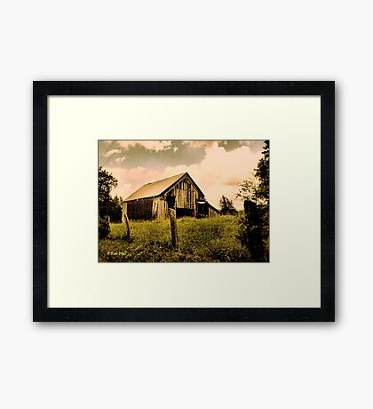 """""""Pure Country""""... prints and products Framed Print"""