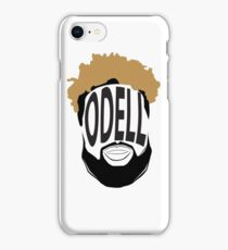 Odell Beckham Jr Charicature iPhone Case/Skin