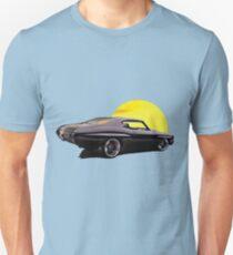 The Sunrise Of Car  Unisex T-Shirt