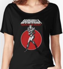 Barbarella - Queen of the Galaxy Women's Relaxed Fit T-Shirt